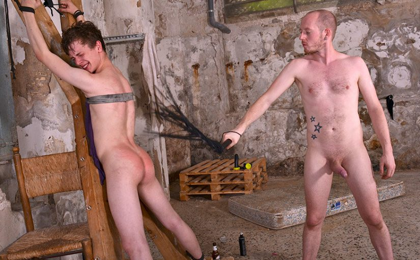 A Feast Of Flogged Twink Arse Part 1