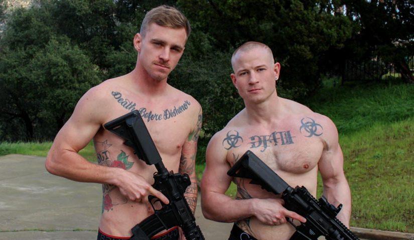 Niko Carr & Ryan Jordan