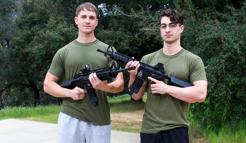 Jack Greyson & Brandon Anderson
