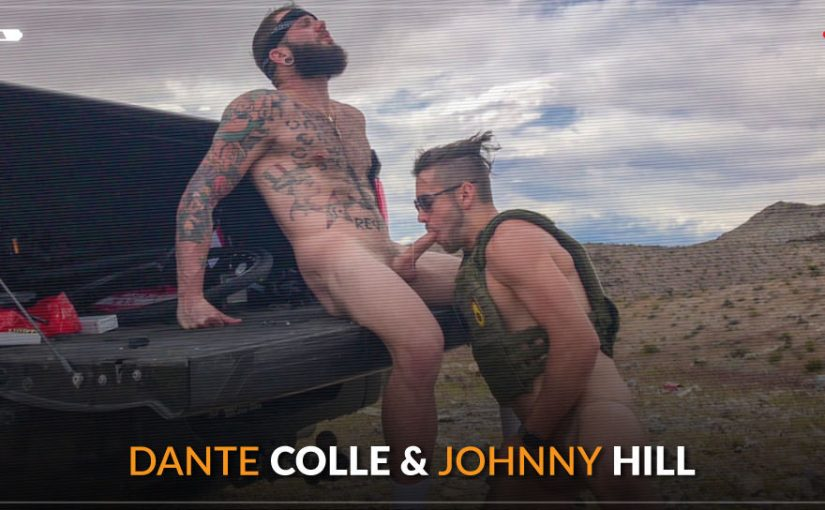 Next Door Homemade: Dante Colle & Johnny Hill